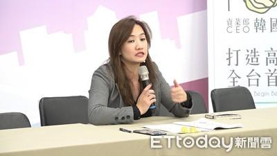 韓市長就職伴手禮 有接地氣