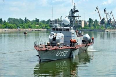 烏克蘭唯一導彈艇竟無導彈可用?