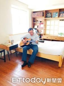 馬英九彈吉他? 阿嘉的家鄉親有耳福