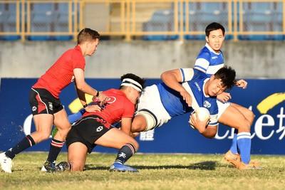亞青橄欖球中華亞軍 無緣世界盃