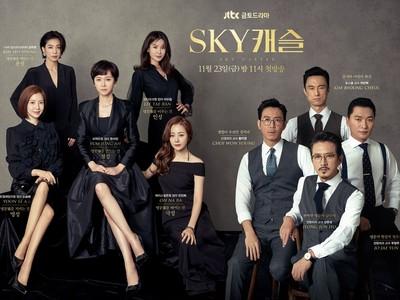 《Sky Castle》收視狂飆超越《大力女》