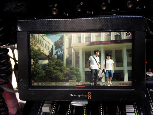 ▲郭書瑤《通靈少女2》殺青。(圖/HBO ASIA提供)