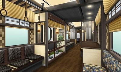 日本全新觀光列車感受京都四季