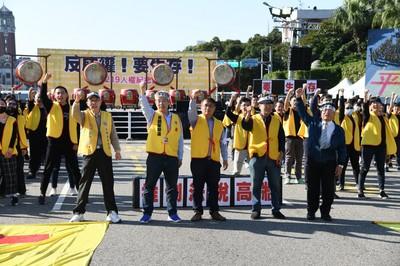 CNN:黃背心運動蔓延台灣