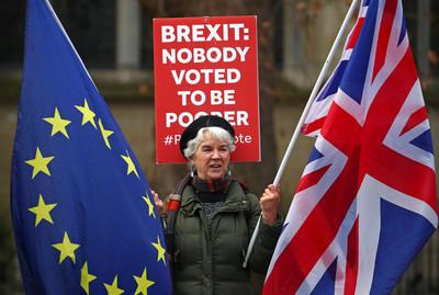 歐盟通過預備計畫 避英國無協議脫歐衝擊