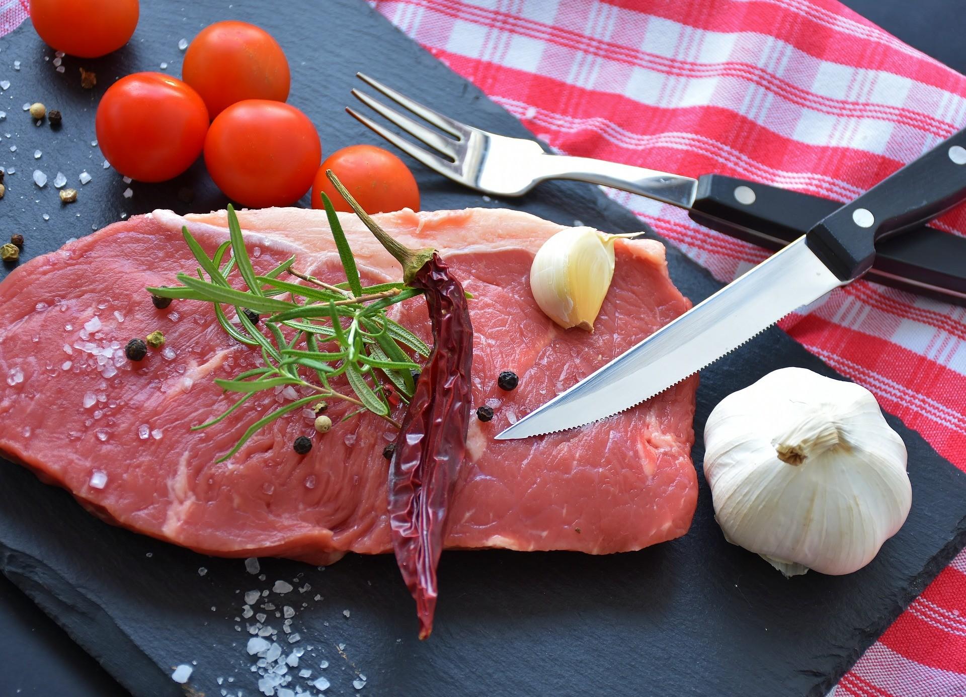 ▲肉的顏色。(圖/取自免費圖庫pixabay)