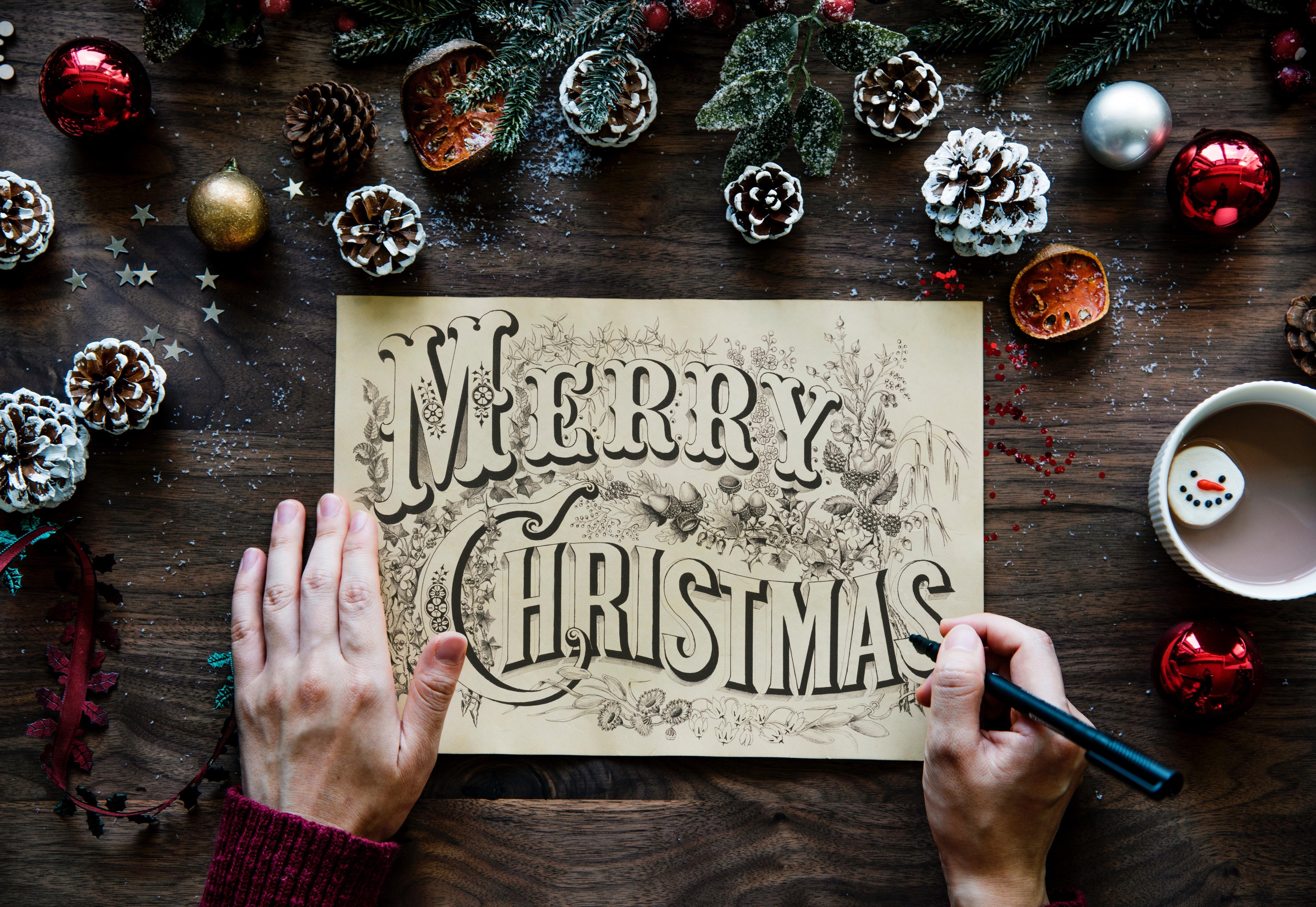 ▲聖誕節。(圖/雜智社提供)