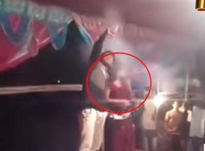 婚禮表演一半 女舞者遭子彈穿耳