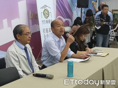 韓國瑜內閣 有5位首長來自林義守旗下
