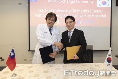 南韓醫院與成醫 簽備忘錄