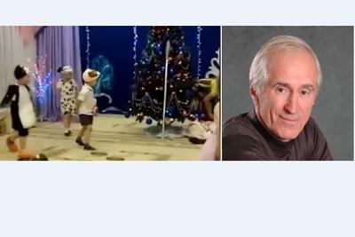 與孩子們玩到一半 耶誕老人猝死