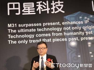 台積電矽智財夥伴円星科技下月上櫃 力拚全球市占第一