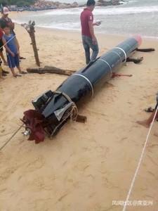 越南尋獲陸製魚雷 專家:非最新影響有限