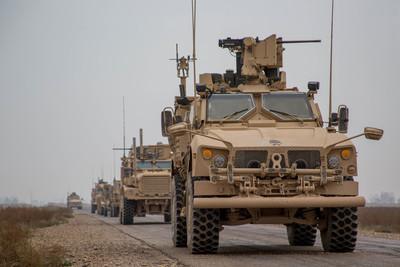 駐敘美軍撤離 伊防長:4周離開