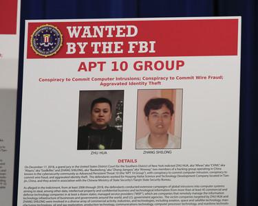 美起訴2陸駭客 竊取10萬海軍個資