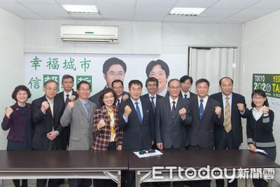 黃偉哲市府團隊 副市長王時思
