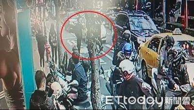即/永和2男KTV唱完歌當街遭砍傷