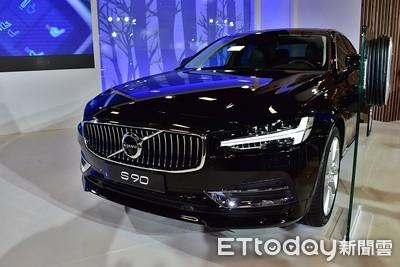 台北車展/Volvo S90新年式發表