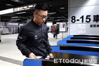 今起超商取火車票「掃QR code」可自由進站