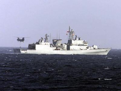日本巡邏機遭南韓軍艦火控雷達照射