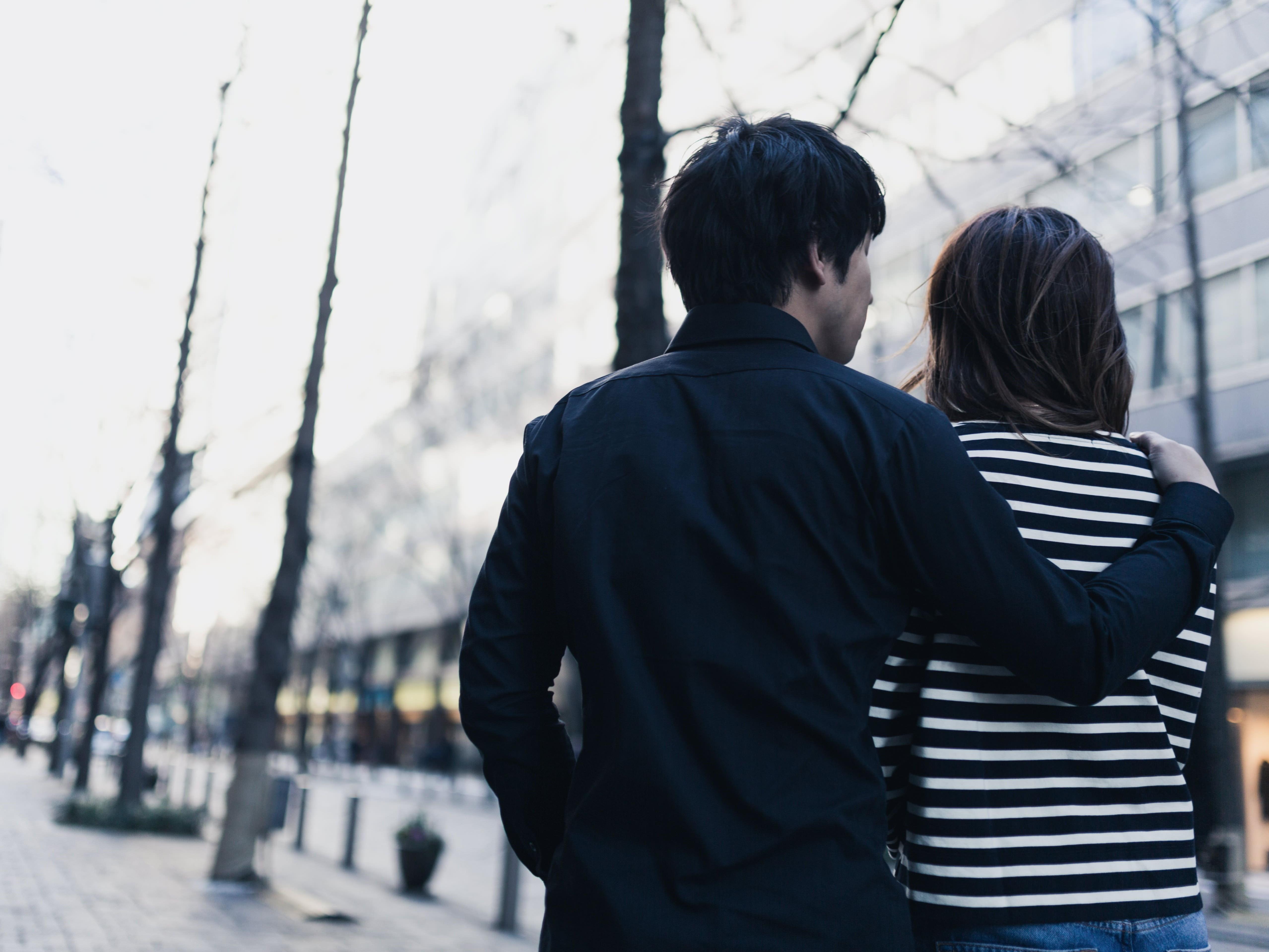 ▲戀人,情侶,兩性。(圖/取自免費圖庫pakutaso)
