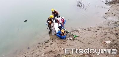 男子台南西港大橋 跳水身亡