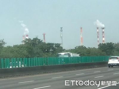 台南空品紅害 民眾外出注意防護