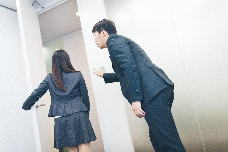 ▲告白,辦公室,同事。(圖/取自免費圖庫pakutaso)