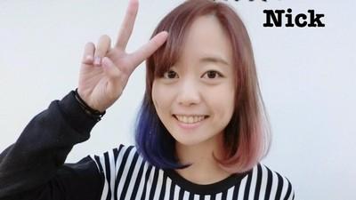 單一色調太無趣? 雙色漸層打造「粉彩糖果風」甜美髮色
