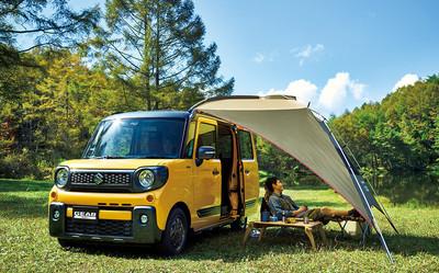Suzuki超小型SUV 日本月底上市