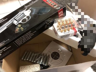 耶誕禮物「CO2左輪手槍」!玩家羨慕:求售出
