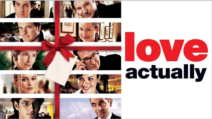 ▲聖誕節最佳應景電影 《愛是您愛是我》曾經差一點變驚悚恐怖片。(圖/摘自推特)