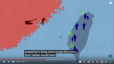 中國1年內可拿台?軍事頻道這樣說