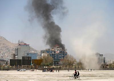 塔利班襲擊阿富汗軍事基地釀5死