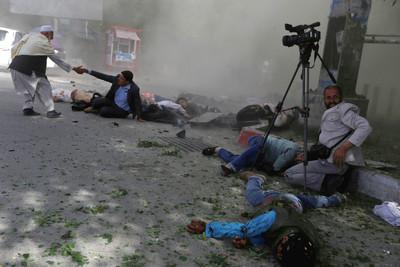 UN:阿富汗政府造成死傷 比塔利班多
