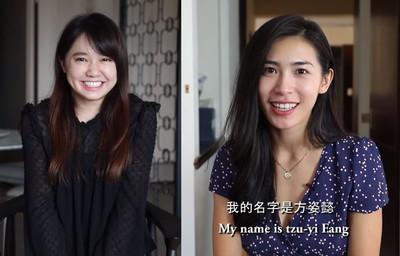 台日女友三面向對決 網:秒選櫻花妹