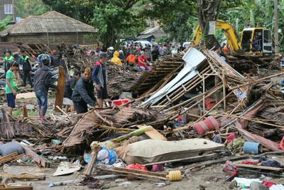 關鍵24分鐘無海嘯預警!印尼總統要求換設備