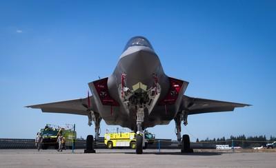 美智庫專家:該考慮售台F-35戰機