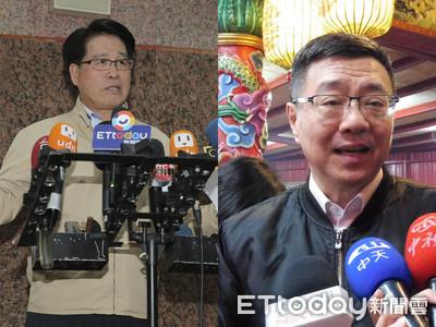 游盈隆向陳水扁請益 諷卓榮泰批葉俊榮