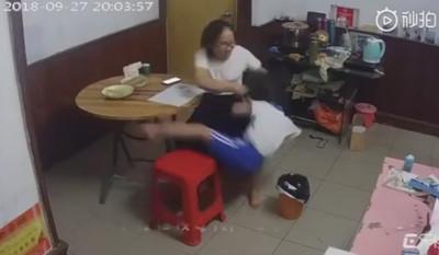 深圳虐童案 她偷錄影揭發挨罰