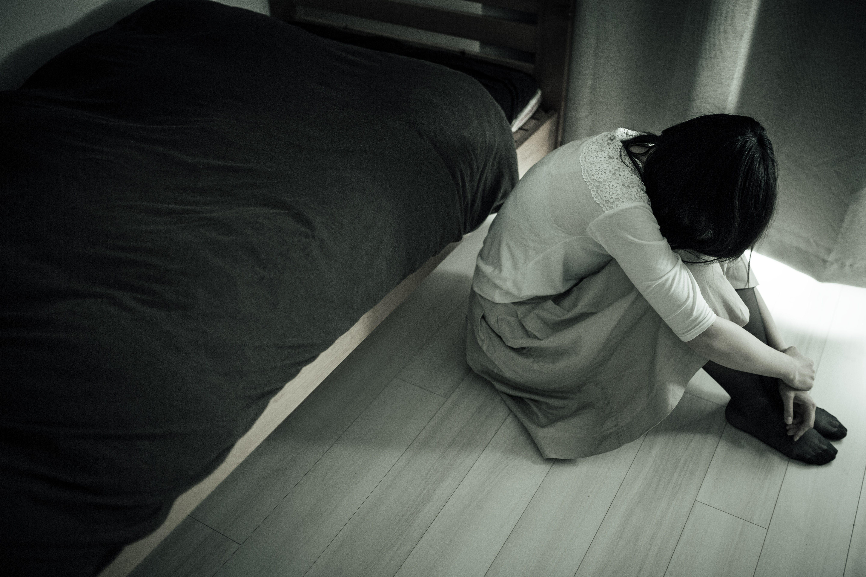 ▲憂鬱,難過,悲傷 。(圖/取自免費圖庫pakutaso)