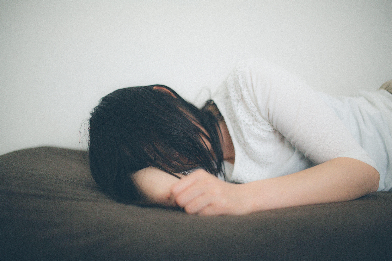 ▲憂鬱,難過,悲傷。(圖/取自免費圖庫pakutaso)