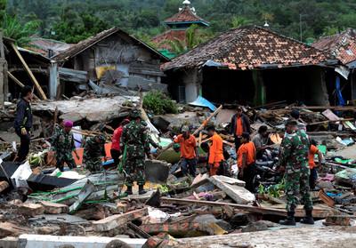 外交部捐50萬美元助印尼海嘯賑災