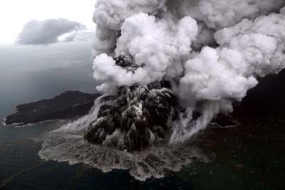 海嘯專家:基隆也曾發生「火山海嘯」
