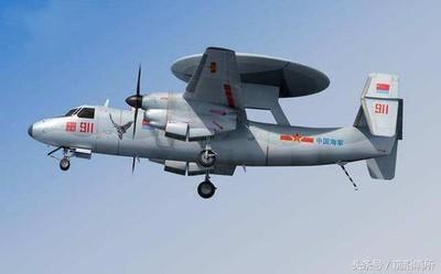 港媒:空警-600預警機即將首飛