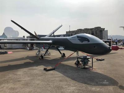 搶站中東市場 中國無人機「有求必應」