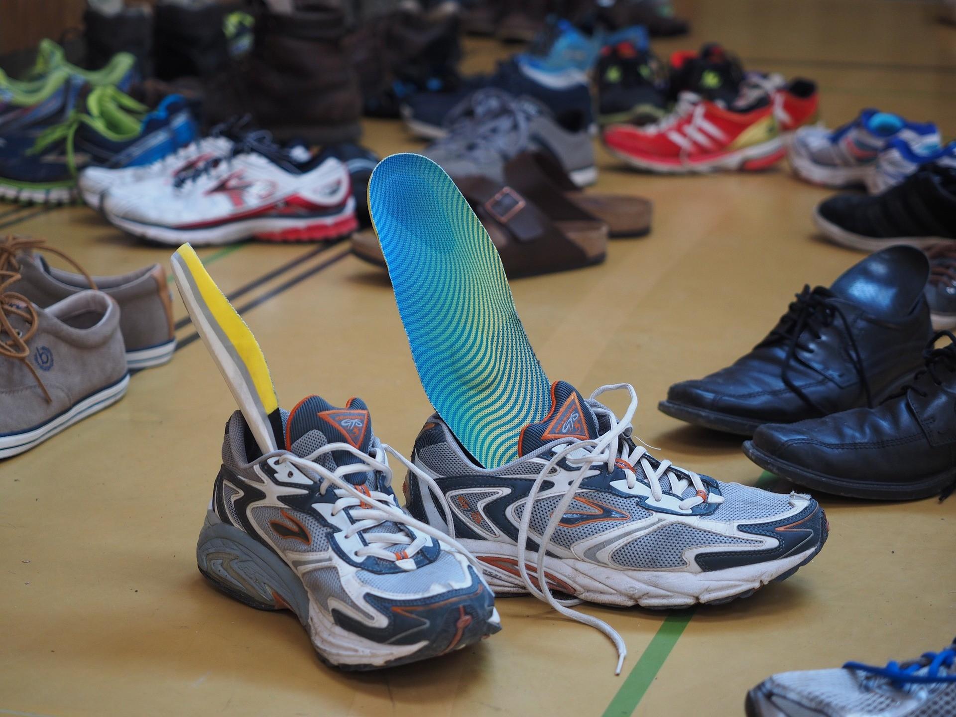 ▲▼鞋墊(圖/取自Pixabay)