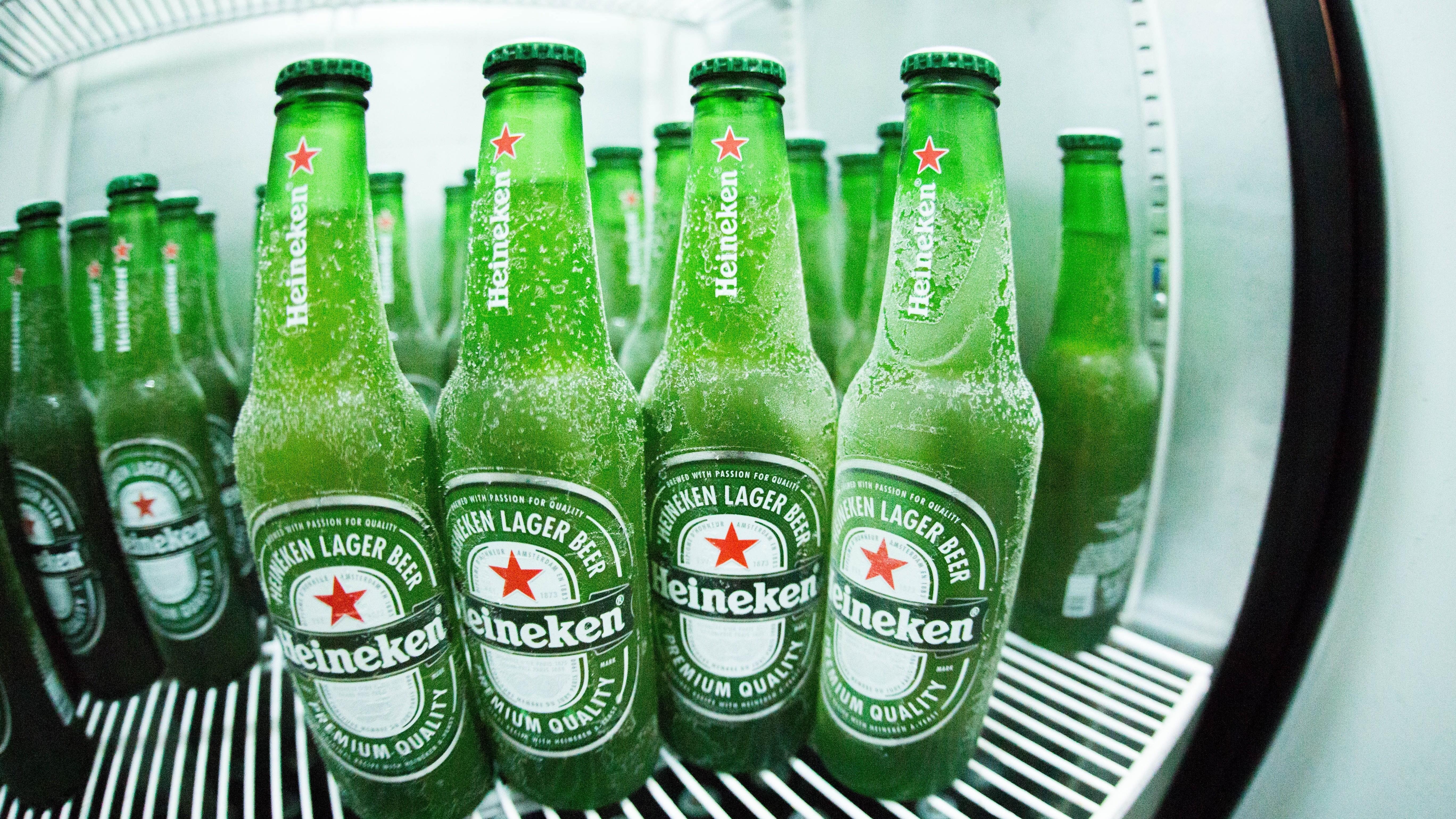▲拉格啤酒:海尼根。(圖/取自免費圖庫pexels)