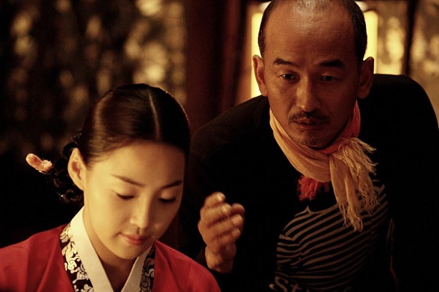 ▲▼朝鮮妓生和日本人(電影《出雲之月》劇照/翻攝自Naver Movie)