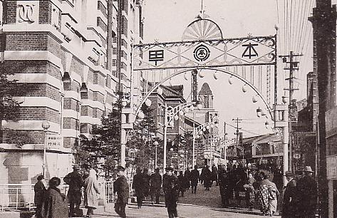 ▲▼日據時期的首爾(圖/翻攝自維基百科)